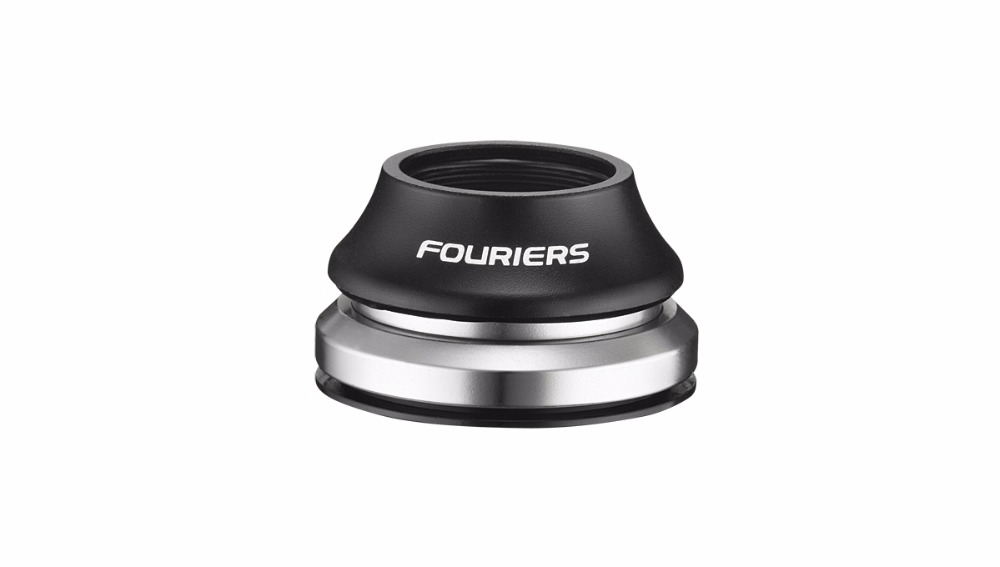 FOURIERS HA-S008 Top cover Alloy 6061-T6 BICYCLE HEADSET ROAD BIKE Integrated 1-1/8 Upper Spinal canal HEADSET useful bicycle stem cnc aluminum bike headset cover cap 1 1 8 red