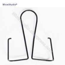 Atacado Cinto Arco Clips Para áudio GTD 10 pcs Nova Substituição e SLX Shure bodypack Transmissor