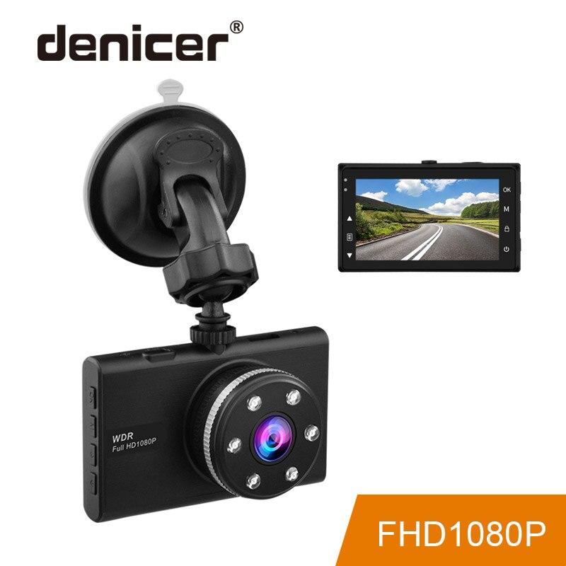 Car DVR Sony IMX323 Sensor Auto Camera Novatek 96658 Full HD 1080p Dash Cam 3 0