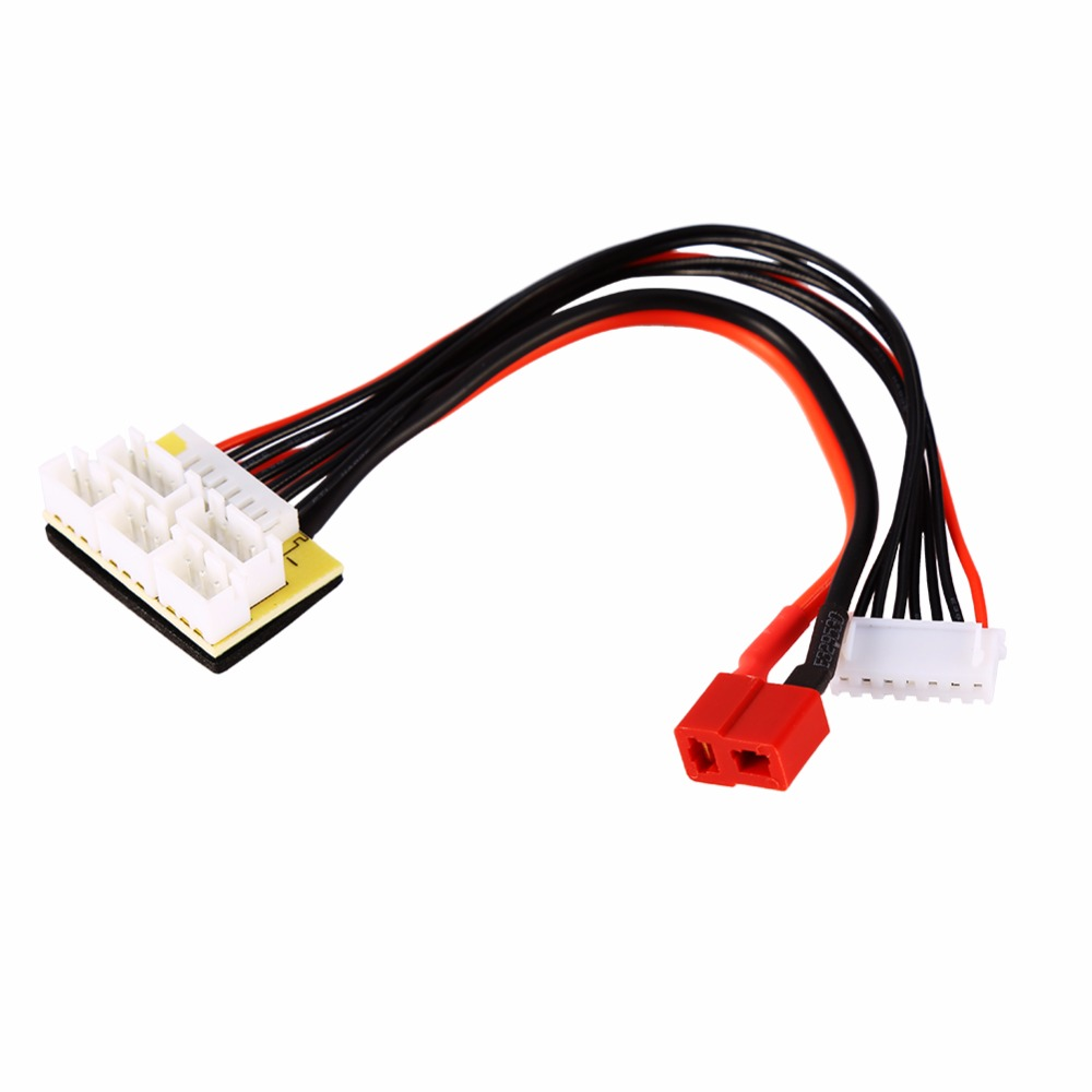 3X2S 2X3S Balance Charger Adapter Multi Function Cable Board B6 B6 B8 For RC font b