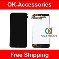 LCD Display Touch Screen Digitizer Assembly For Meizu MX2 MX 2 M040 Black White Color 1PC