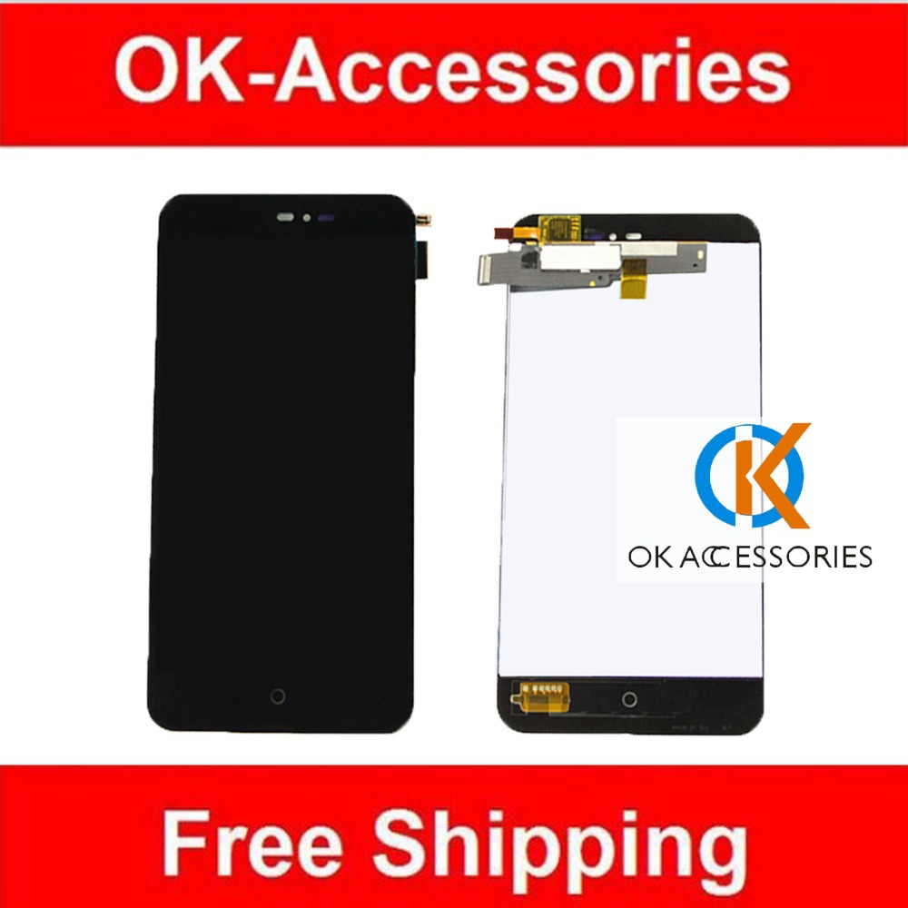 LCD Display+Touch Screen Digitizer Assembly For Meizu MX2 MX 2 M040 Black Color 1PC/Lot