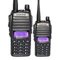 2 шт./лот Бесплатная доставка BAOFENG Новые УФ-82 VHF/UHF 137-174/400-520 МГц Двухдиапазонный Радио Talkie Трансивер