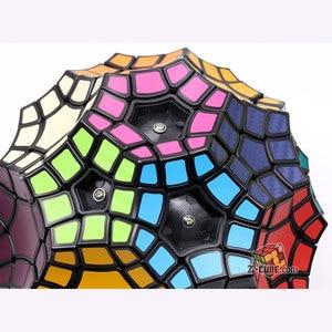 Image 3 - Puzzle Magic Cube VeryPuzzle 32 axis Concave Speed Tuttminx strange shape cube professional educational logic twist game cubo