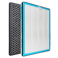 Adgar fit TCL air purifier F220A / 220 b/F210B activated carbon filter HEPA. Suit