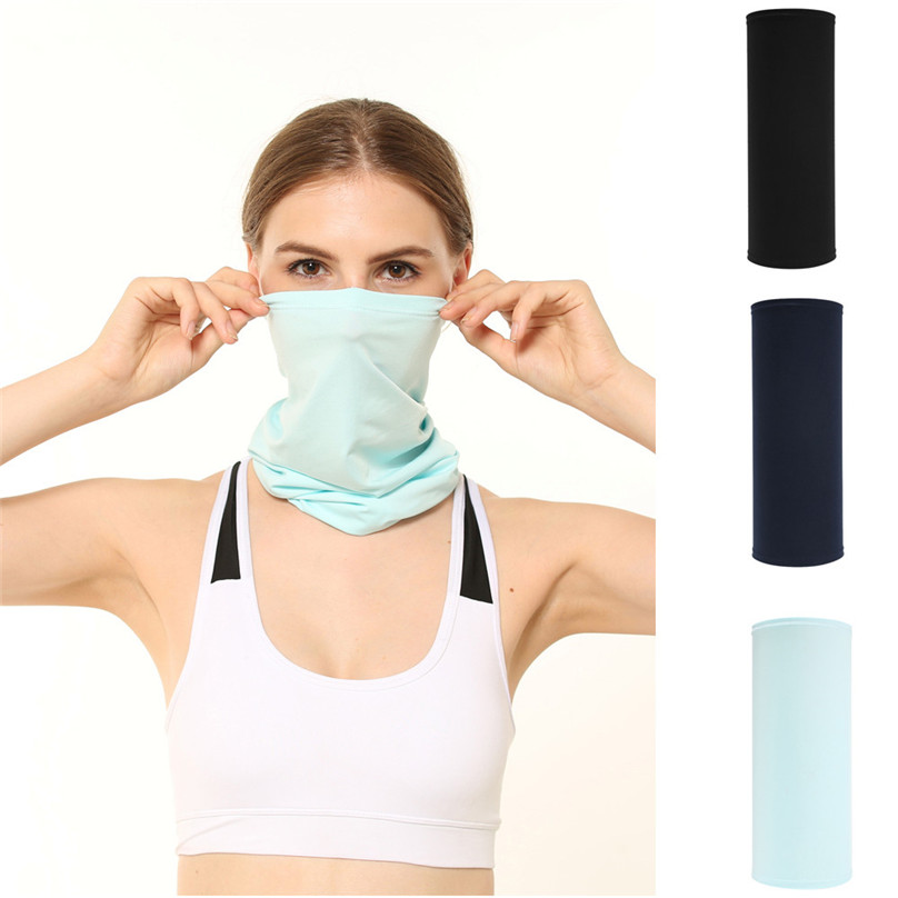 Outdoor Head Scarf Neck Windproof Face Mask 2018 women cycling face mask balaclava caveira windproof motorcycle bike mask 40AT13