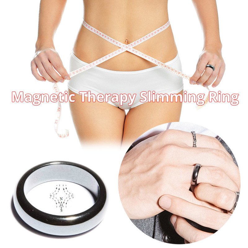 Magnetic Slimming Rings Weight Loss burn fat Slimming Products for Dropsjipping Personal Health Care