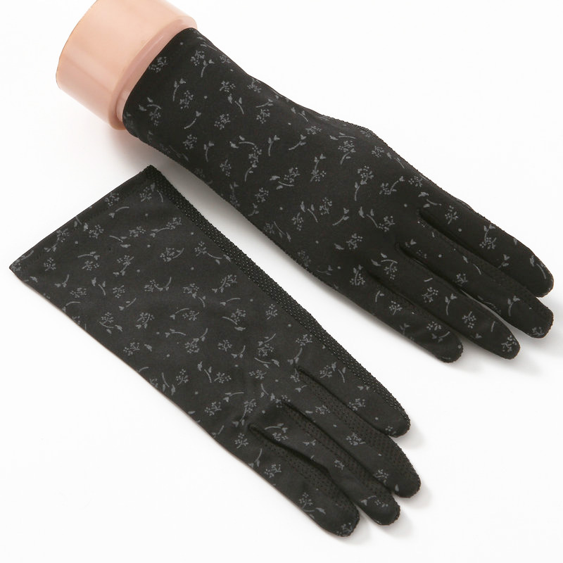 Gloves Spring And Autumn Ladies Thin Section Summer Sunscreen Driving Anti Skid Touch Screen All Refers To Breathable UV TBFS04 in Women 39 s Gloves from Apparel Accessories