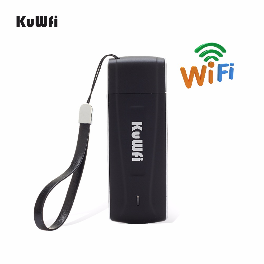 Image 2 - 4G USB Wifi Routers Unlocked Pocket 100Mbps Network Hotspot FDD LTE Wi Fi Router Wireless Modem with SIM Card Slot-in 3G/4G Routers from Computer & Office