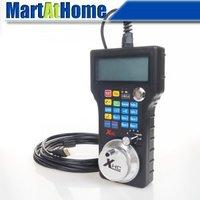 CNC Mach3 USB MPG Pendant Handwheel Controller For 3 4 Axis Engraving SM432 SD
