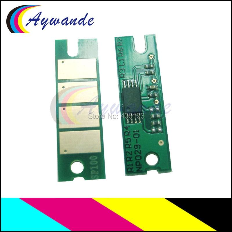 US $6 12 10% OFF 10 X SP112 chip for Ricoh Aficio SP112 SP 112 SP 112 112SU  SP112 SF sp112SU 112sf Cartridge chip Toner Reset Chip-in Cartridge Chip