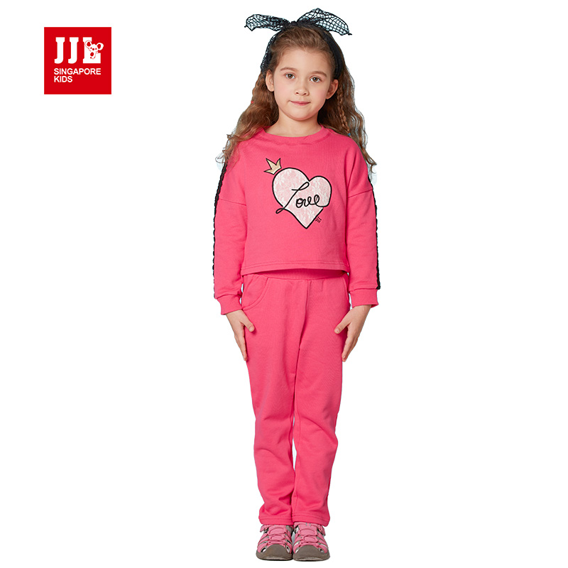 girls suit children clothing set girls set kids clothes girls clothing sport suit (top+pant)2pcs children outfit girls tracksuit sutton studio womens 2 pcs quilted pant suit