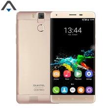 Оригинальный Oukitel K6000 Pro 4 г LTE Мобильного Телефона Android 6.0 смартфон Octa Core 5.5 дюймов 3 ГБ Оперативная память 32 г Встроенная память 13MP 6000 мАч отпечатков пальцев