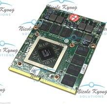 HD8970M HD 8970 Mt R9 290X2 GB GDDR5 MXM für Alienware M6800 M6100 M6000 M17x R4 M17x R5 M17X R6 M M18x R2 M18x R3 kit(China (Mainland))