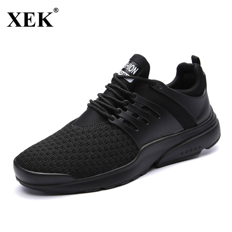 XEK 2017 New Outdoor Light Running font b Shoe b font font b Men s b