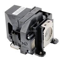 High Quality ELPLP57 V13H010L57 Replacement Lamp Compatible For Projector EPSON BrightLink 450Wi 455Wi EPSON PowerLite 450W