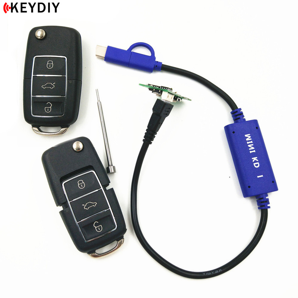 KEYDIY Mini KD Key Generator Remotes Warehouse in Your Phone Support Android Make More Than 1000