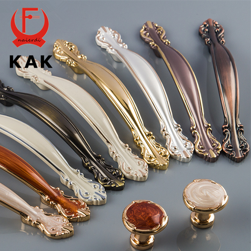KAK 10pcs/lot Bronze Amber Wardrobe Door Pulls 64mm Dresser Drawer Handles Cupboard Handle Cabinet Knobs Furniture Handles furniture handles wardrobe door pulls dresser drawer handles kitchen cupboard handle cabinet knobs and handles 64mm 96mm 128mm