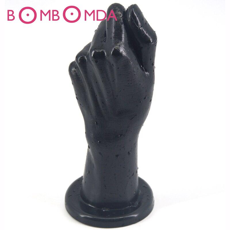 Buy Fist Arm Masturbation Big Hand Dildo Simulation Penis Butt Enlarge Anal Plug Huge Fist Dildo Fisting Anal Adult Plug Sex Toys O3