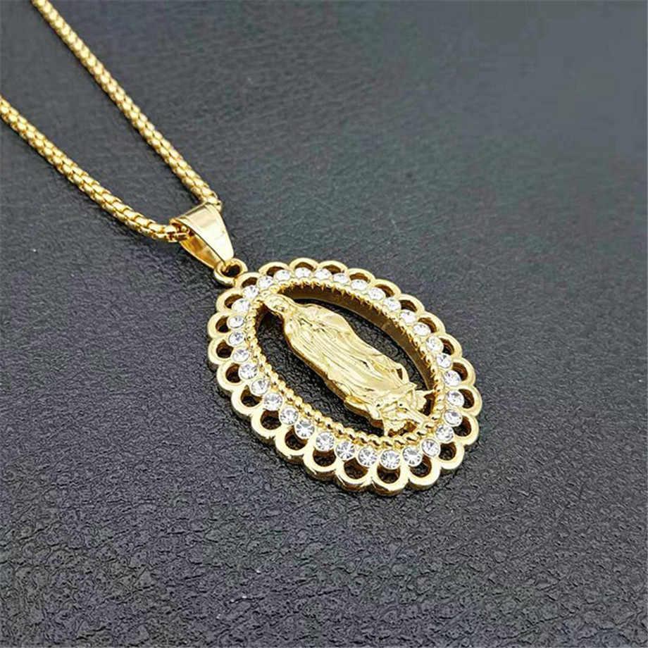 Женская Мужская музыка Note Сердце ожерелье и подвеска золотого цвета из нержавеющей стали Iced Out теннисная цепочка хип хоп ювелирные изделия для подарка