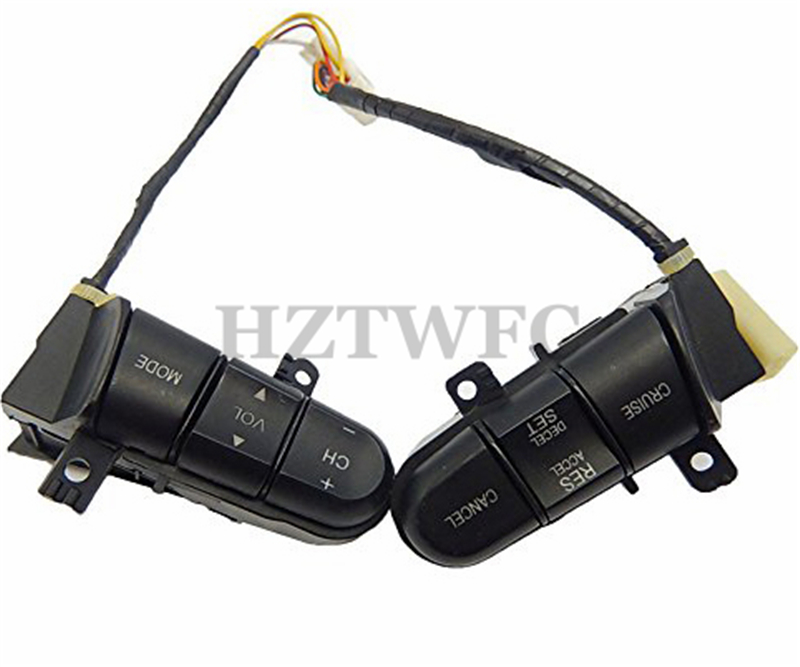 High Quality Cruise Switch 36770-SNA-A12 For Civic 06-11 Steering Wheel Switch Switch Auto Cruise Audio Remote