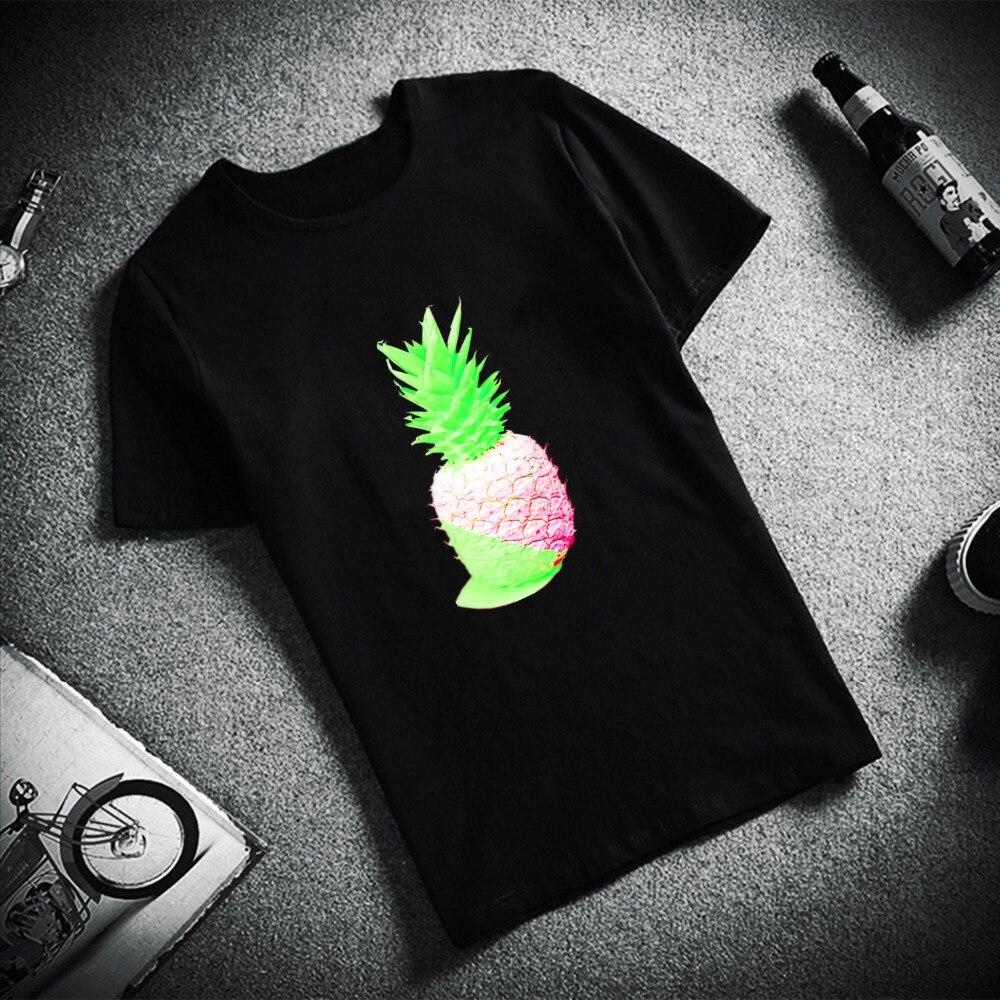 Skipoem Funny Tshirt Women Cartoon Fruits Xmas Custom Cotton O Neck T Shirt Plus Size Short Sleeve Brand Female T Shirt Femme