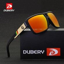 Dubery 2019 óculos de sol polarizados do dragão dos homens de condução óculos de sol das mulheres do esporte de pesca de luxo marca designer oculos