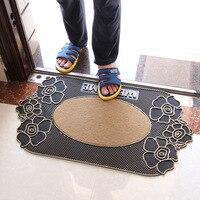 HUAMAO 45 80cm 1 8kg Floor Rug For Room Nonslip Rubber Backer Mat Floor Runner Durable