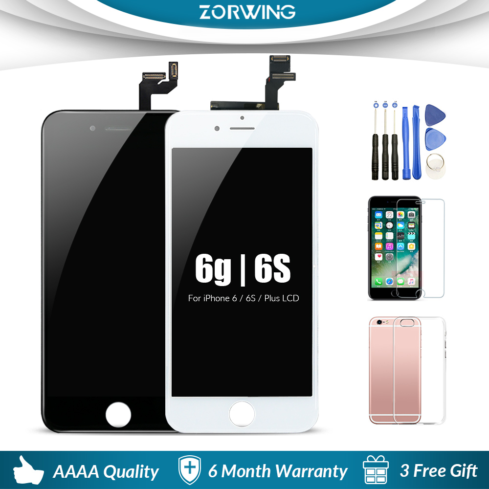 Grade AAA <font><b>LCD</b></font> Screen For <font><b>iPhone</b></font> 6 6S 7 <font><b>8</b></font> Plus <font><b>LCD</b></font> Display + Touch Screen Replacement For <font><b>iPhone</b></font> 6 S 5S <font><b>LCD</b></font> <font><b>Ecran</b></font> Pantalla image