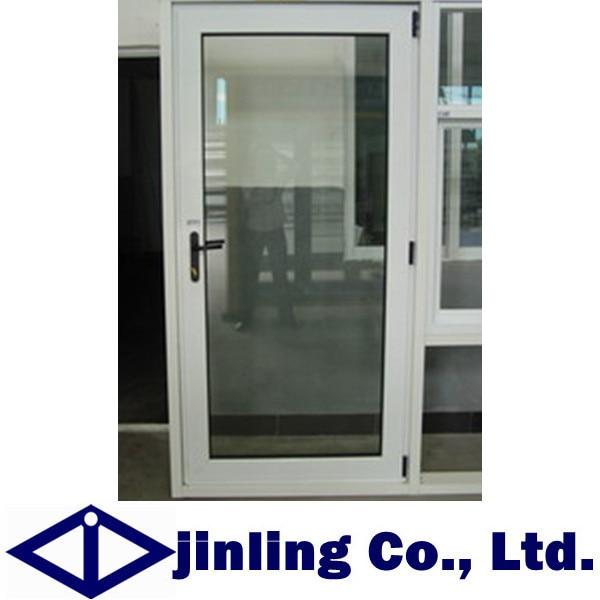 Aliexpress Com Buy Double Glass Door Aluminum Frame