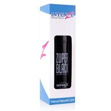 Большая бутылка ZUPER черные чернила татуировки 12 унций (360 мл)