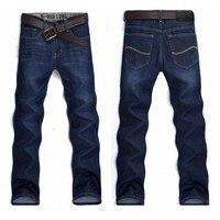 2016 New Hot Sale Cheap Straight Business Fashion Denim Good Quality Men Jeans Retail Wholesale Designer