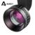 Aukey óptica pro lente 2x hd teleobjetivo lente de la cámara kit de teléfono celular 2x tan cerca sin distorsión sin ojeras para htc iphone 7 Samung