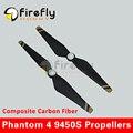 1 par 9450 S Composite Hélice De Fibra De Carbono CC & CCW Auto-apertar Hélices para DJI Fantasma 4/PRO/PRO +