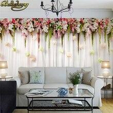 цена 3d modern photo wallpaper walls papel pintado tapiz de parede pared floral roll size foto murals sala wall papier peint contact онлайн в 2017 году