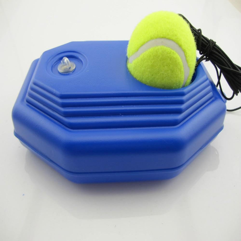 Self-Study Tennis Trainer and Tennis Ball Base as Tennis Training Equipment 1