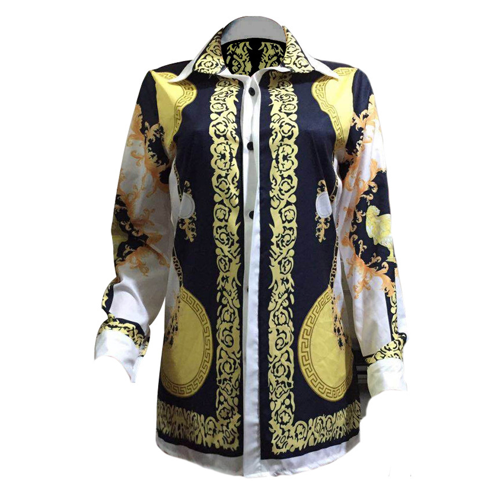 Women Blouses Shirt African Traditional