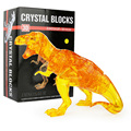 3D Crystal Puzzle dinosaur Home Decoration Birthday Gift Toys, with retail box