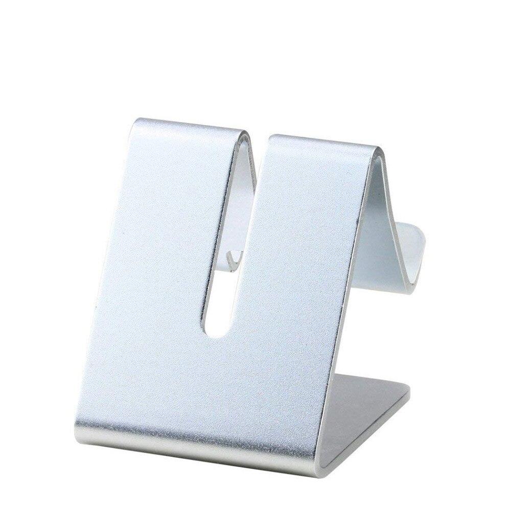 Portefeuille Aluminum Metal Phone Stand for Desk iPhone X 7 8 Plus 6S iPad Pro Xiaomi Mi Pad 4 Samsung Tablet Holder Accessories (5)