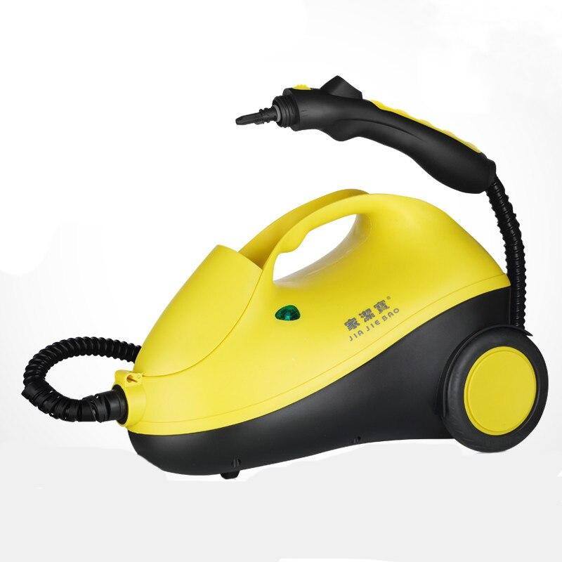 Máquina de Lavar Roupa máquina de Lavar Carro Familiar de alta Pressão Limpeza A Vapor Chão Casa Capô Aparelho de Ar Condicionado Tapete