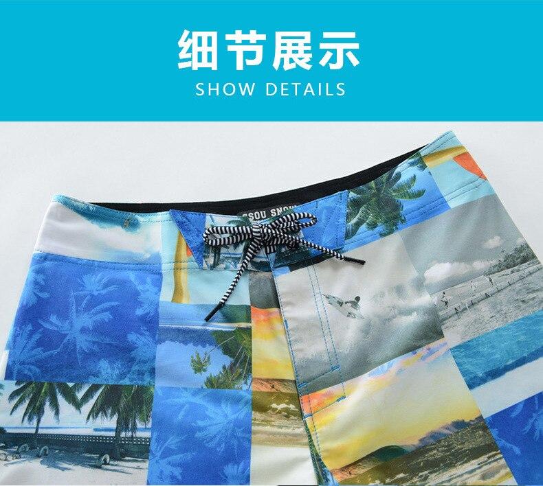 Esportes dos homens Shorts da Praia dos