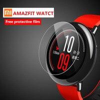 Original Xiaomi Huami Amazfit Smartwatch Relógio Inteligente Com Monitor De Freqüência Cardíaca Gps Esportes Para IOS Andriod Samsung S3 Telefone Da Apple