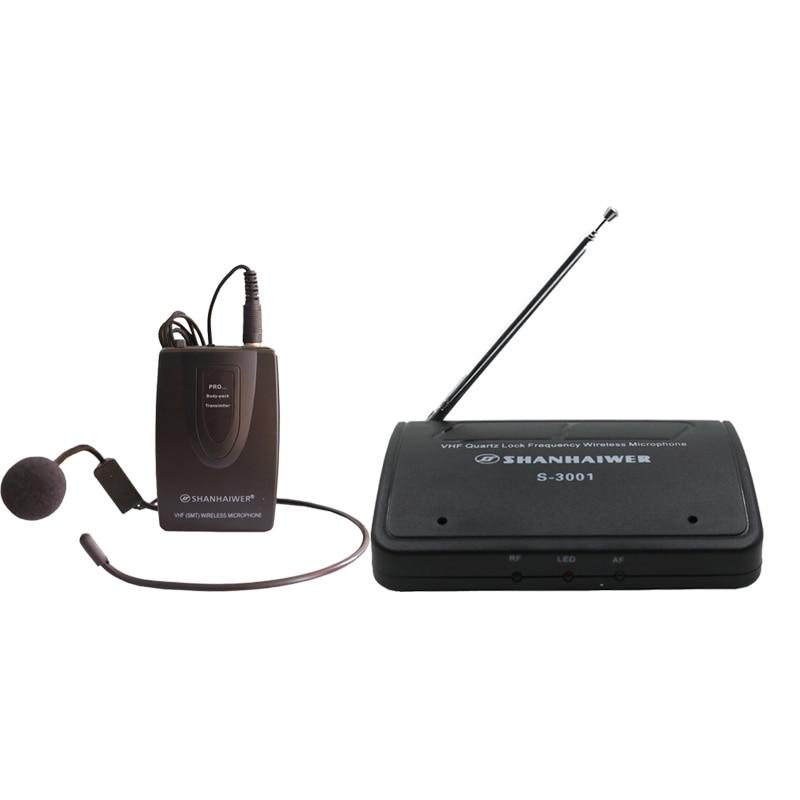 SHANHAIWER S-3001 қосқышы немесе микрофонның - Портативті аудио және бейне - фото 2