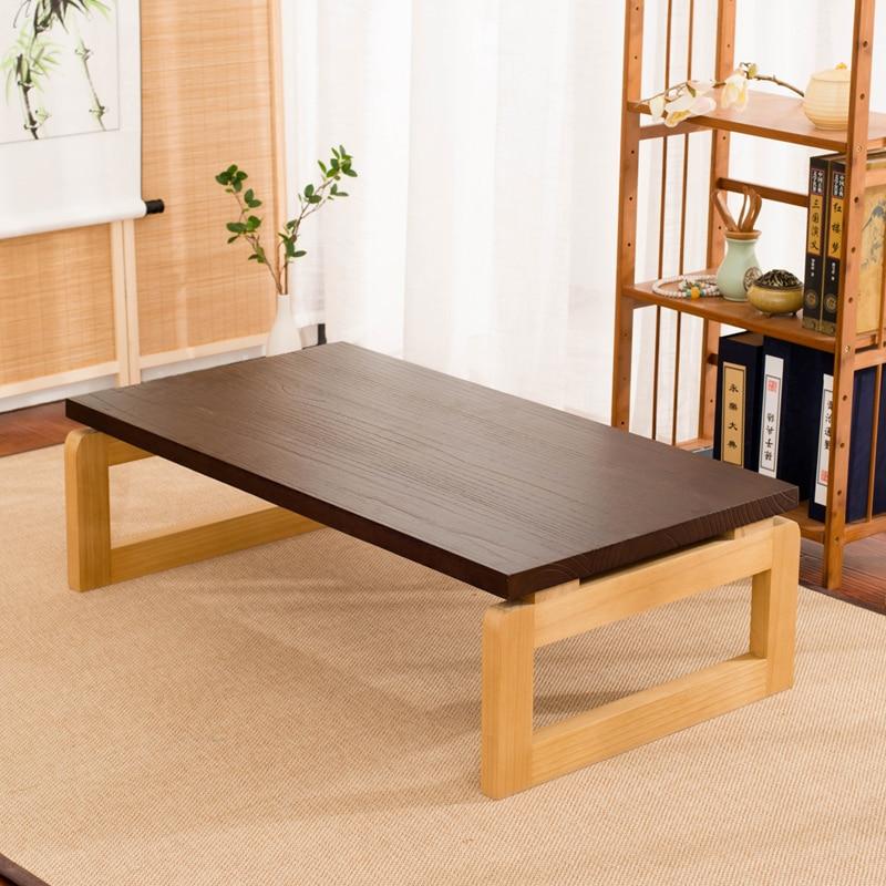 Multi Folding Wooden Japanese Tea Table For Living Room ...