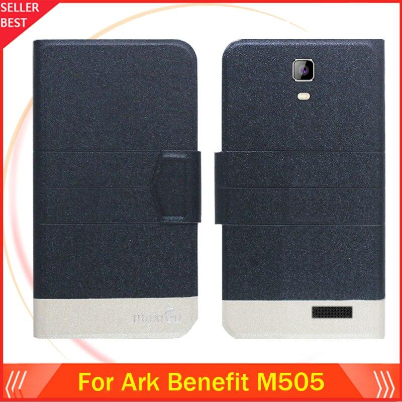 5 färger heta! Ark Benefit M505 Väska Telefon Skyddskydd, Factory - Reservdelar och tillbehör för mobiltelefoner - Foto 2