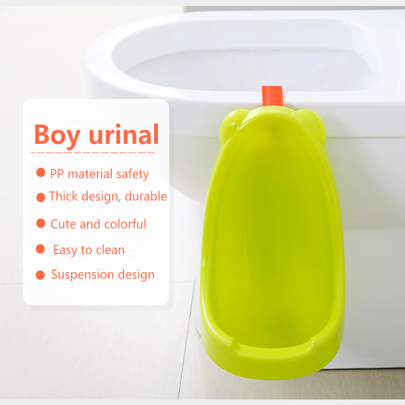 1-8 Years Road Baby Boy Boys Pot  Children Stand Vertical Urinal Toilet Seat Cover Portable Ring Children's Potty Baby For Kids
