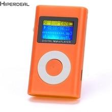 HIPERDEAL Music Player USB Mini MP3 Player