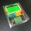 Mega328 Transistor Tester Diode Triode Capacitance ESR Meter MOS/PNP/NPN L/C/R+ Transistor Tester Box