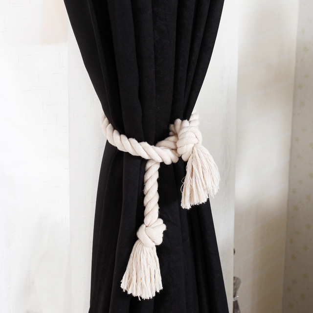 Curtains Ideas curtain hook tie backs : Aliexpress.com : Buy American coarse cotton Curtain buckle, window ...