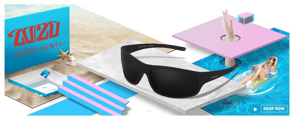 20/20 Brand New Unisex Sunglasses Men Polarized Women Vintage Round Metal Glasses Accessories Sun Glasses for Women 17008 7